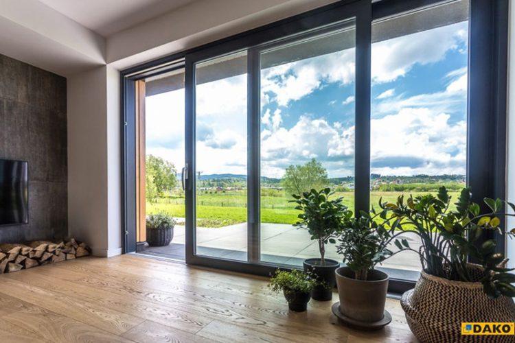 Jak wybrać okno na taras?