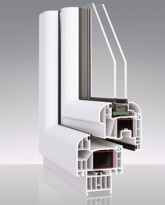 System okienny Ovlo firmy Dobroplast