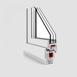 Okna V82 ProSafe - okna chroniące przed złodziejami