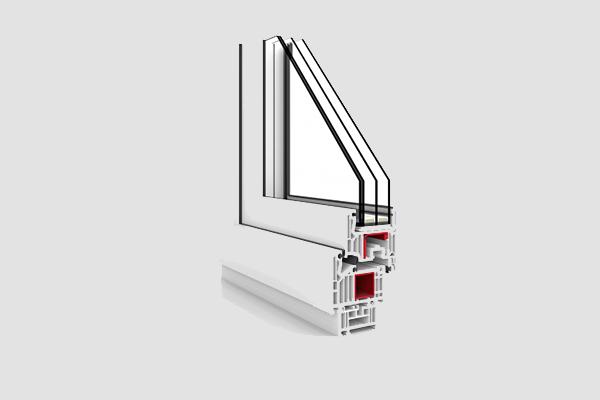 Okna V82 ProSafe – okna chroniące przed złodziejami