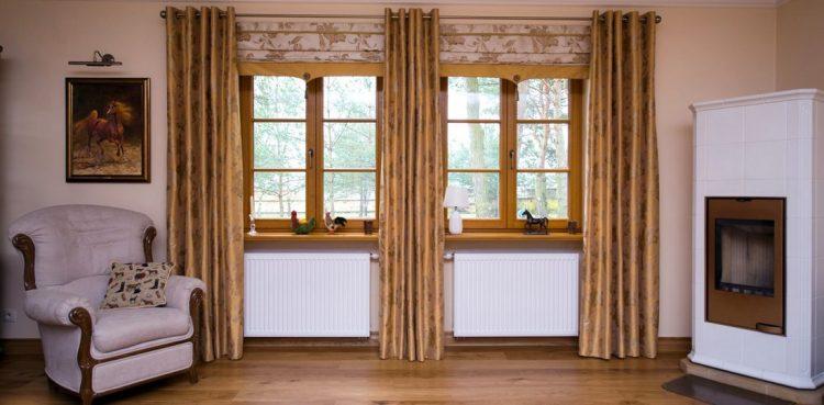 Okna drewniane – walory estetyczne i praktyczne