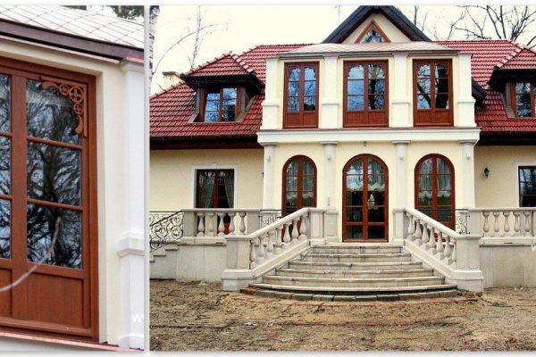 Okna drewniane, sosnowe – najlepszy wybór